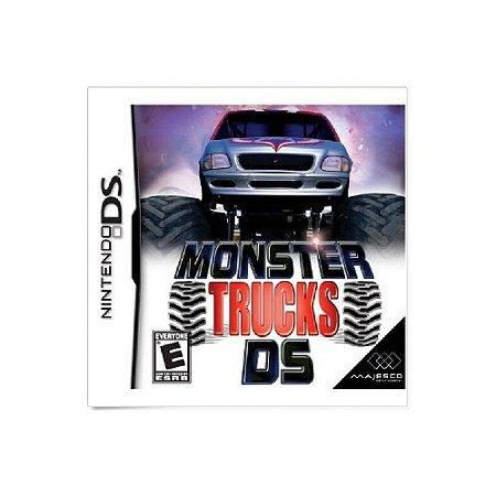Monster Trucks Ds - Usado - Ds