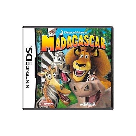 Jogo Madagascar - |Usado| - Ds