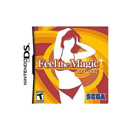 Feel The Magic XY/XX - Usado - DS
