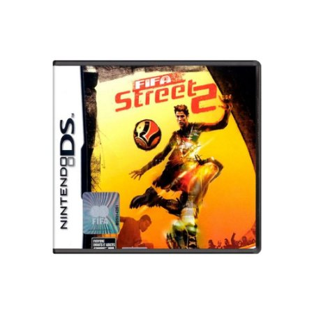 FIFA Street 2 - Usado - Ds