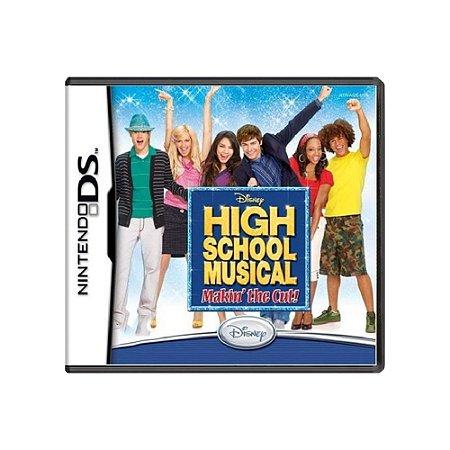 Disney High School Musical: Makin' the Cut! - Usado - Ds