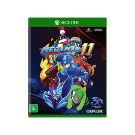 Mega Man 11 - Usado - Xbox One