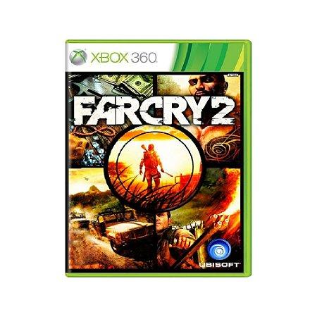 Far Cry 2 - Usado - Xbox 360
