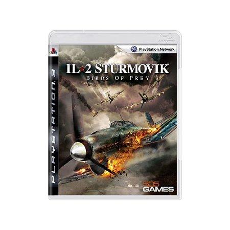 IL-2 Sturmovik: Birds of Prey - Usado - PS3