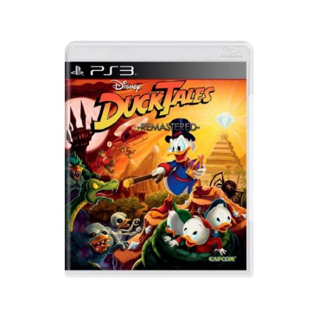 Ducktales Remastered - Usado - PS3