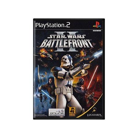 Star Wars: Battlefront II - Usado - PS2