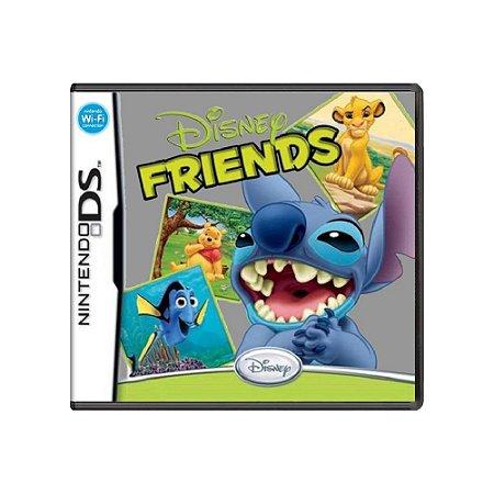 Disney Friends - Usado - Ds