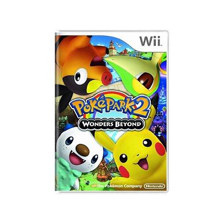 PokéPark 2: Wonders Beyond - Usado - Wii