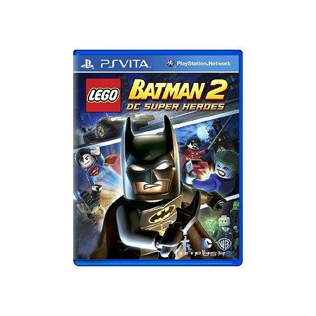 LEGO Batman 2: DC Super Heroes - Usado - Ps Vita