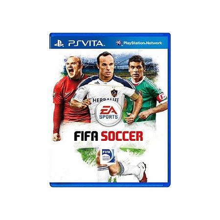 FIFA Soccer - Usado - Ps Vita