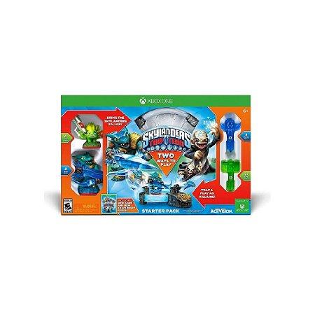 Skylanders: Trap Team (Starter Pack) - Usado - Xbox One