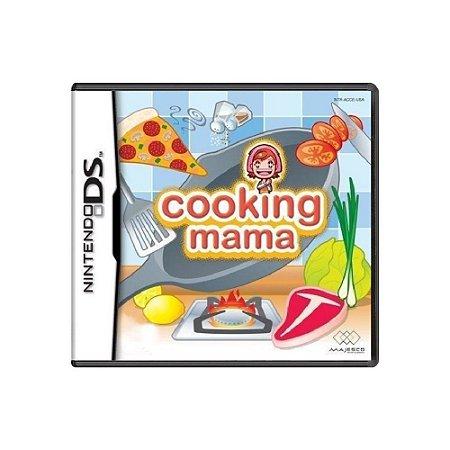 Cooking Mama - Usado - Ds