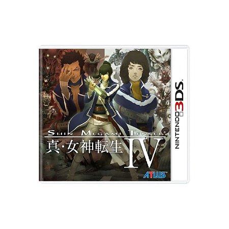 Shin Megami Tensei IV - Usado - 3DS
