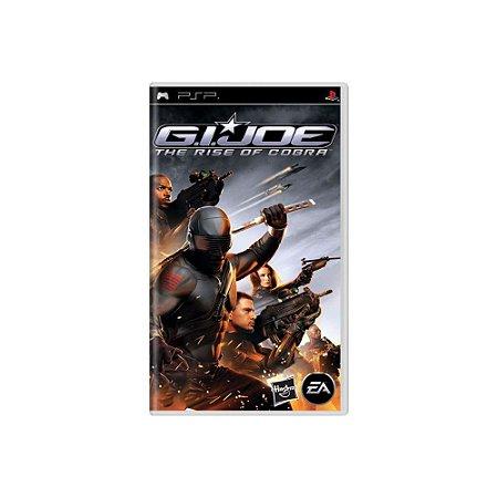 G.I. Joe The Rise of Cobra - Usado - PSP