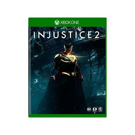 Injustice 2 - Usado - Xbox One
