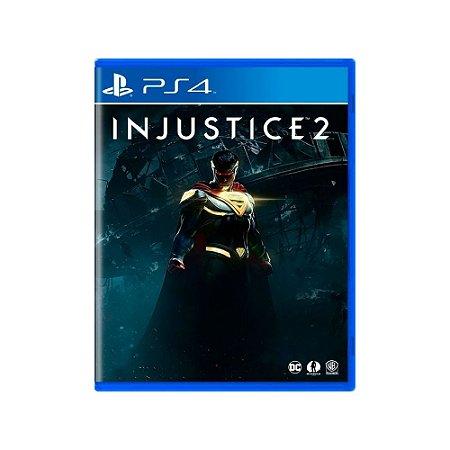 Injustice 2 - Usado - PS4