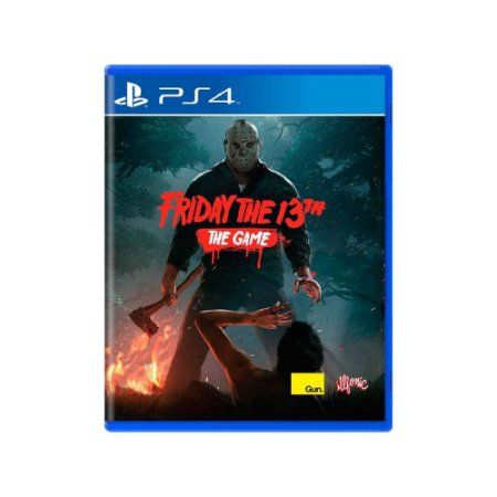 Jogo Friday the 13th: The Game - |Usado| - PS4
