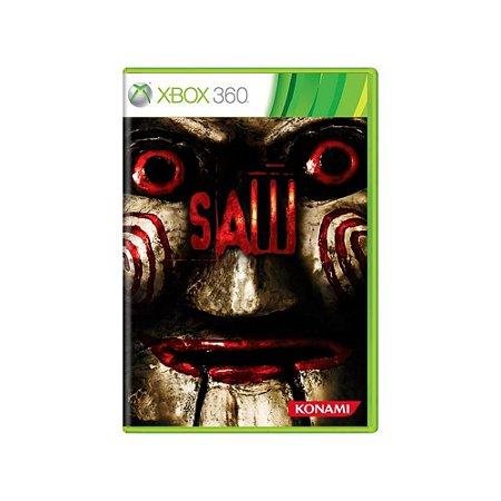 Saw - Usado- Xbox 360