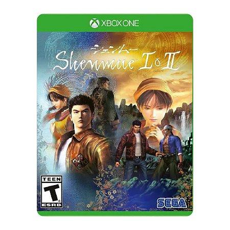 Shenmue I & II - Usado - Xbox One