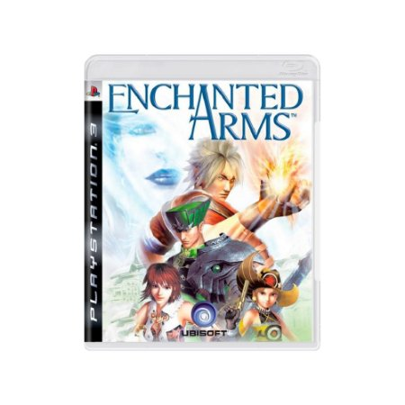 Jogo Enchanted Arms - |Usado| - Ps3