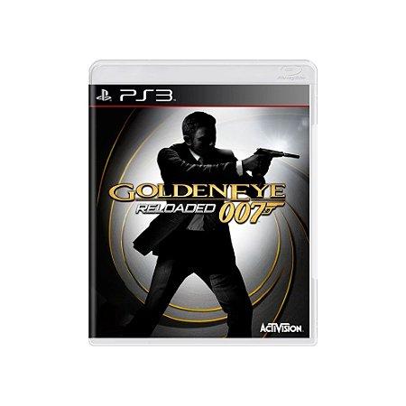 GoldenEye 007: Reloaded - Usado - PS3