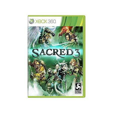 Sacred 3 - Usado - Xbox 360