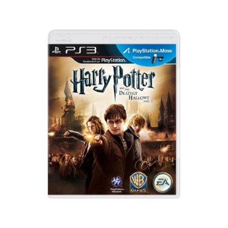Harry Potter e as Relíquias da Morte Parte 2 - Usado - PS3