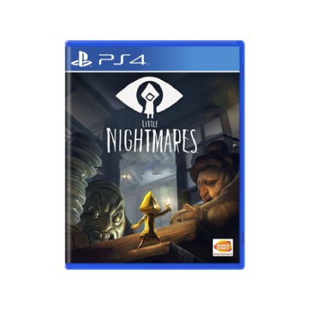 Little Nightmares - Usado - PS4