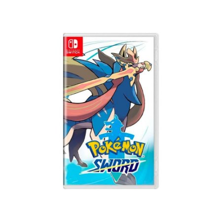 Pokémon Sword - Usado - Switch