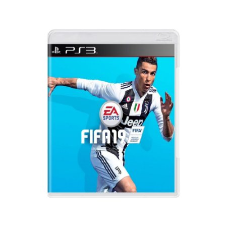 FIFA 19 - Usado - PS3