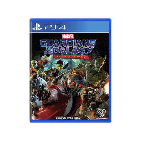 Guardians Of The Galaxy: The Telltale Series - Usado - PS4