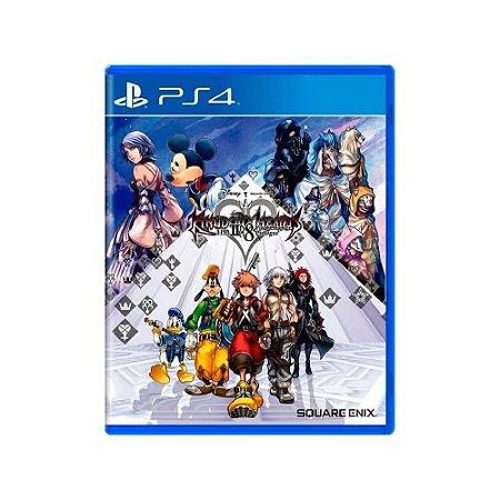 Kingdom Hearts HD 2.8 Final Chapter Prologue - Usado - PS4