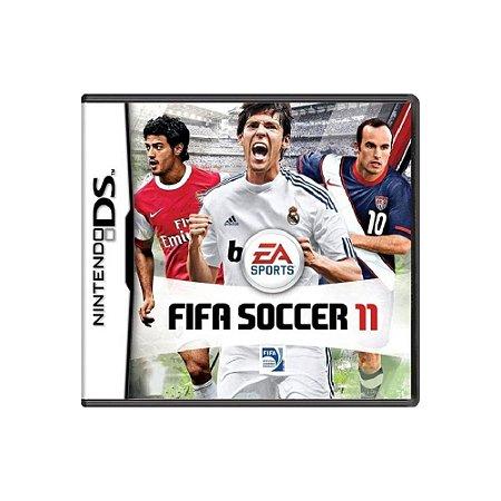 FIFA Soccer 11 - Usado - Ds