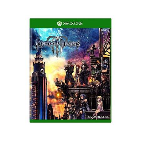 Kingdom Hearts III  - Usado - Xbox One