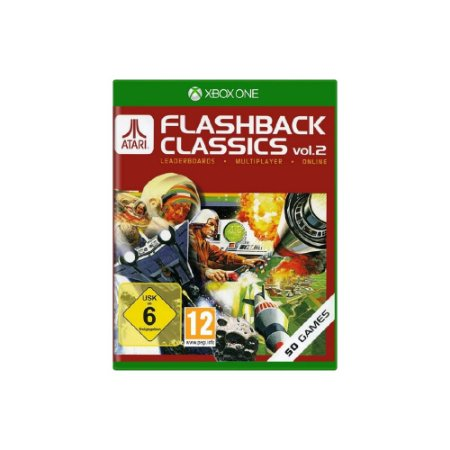 Atari Flashback Classics Vol. 2 - Usado - Xbox One