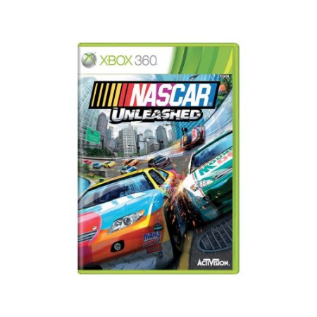 NASCAR Unleashed - Usado - Xbox 360
