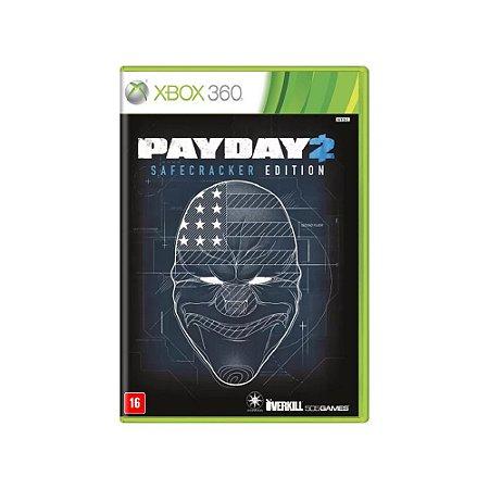 Payday 2 (SafeCracker Edition) - Xbox 360