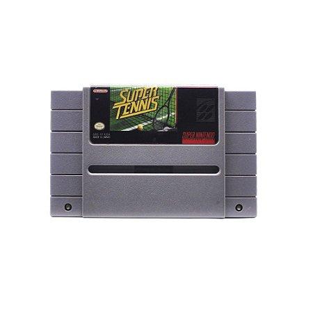 Super Tennis - Usado - SNES