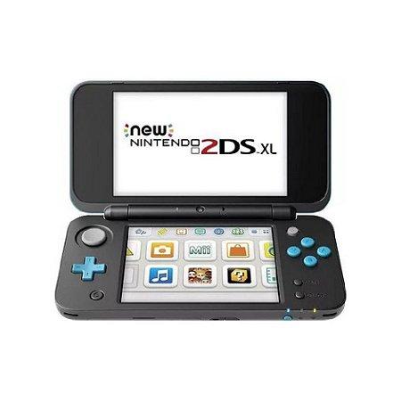 Console New Nintendo 2DS XL - Usado - Nintendo