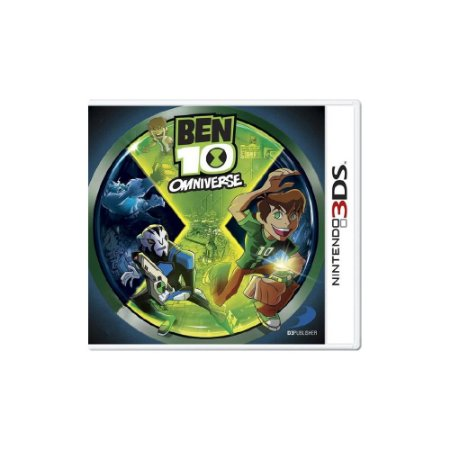 Ben 10 Omniverse - Usado - 3DS