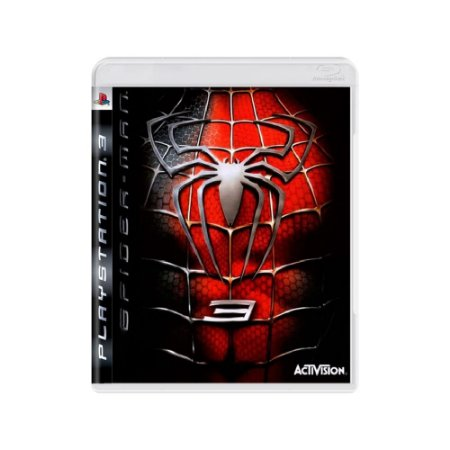 Spider-Man 3 - Usado - PS3