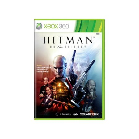 Hitman HD Trilogy - Xbox 360