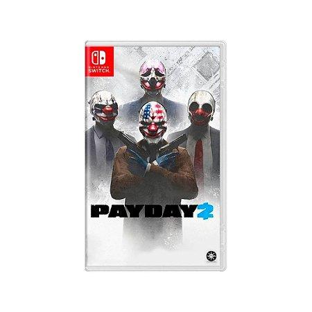 Payday 2 - Usado - Switch