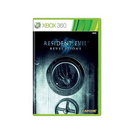 Resident Evil Revelations - Usado - Xbox 360