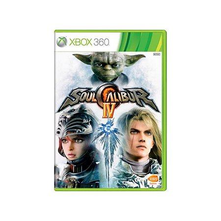 SoulCalibur IV - Usado - Xbox 360