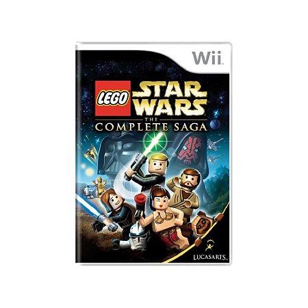 LEGO Star Wars: The Complete Saga - Usado - Wii