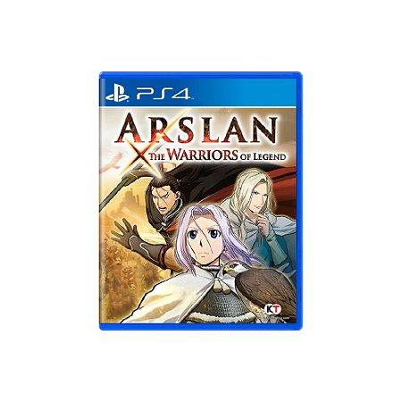 Jogo Arslan: The Warriors of Legend - PS4