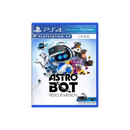 Astro Bot: Rescue Mission - PS4