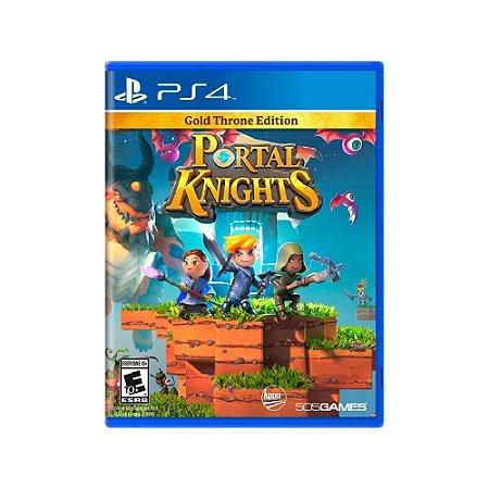 Portal Knights (Edição do Trono Dourado) - PS4
