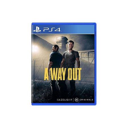 A Way Out - Usado - PS4